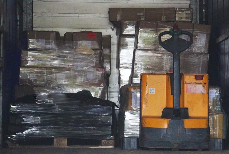 2000 kilo nieuwe edelsteen kralen