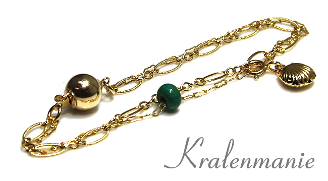 Goldfilled ketting