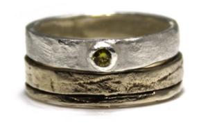 zilver klei ringen